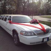 12 személyes limuzin