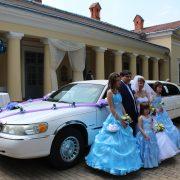 Esküvői limuzin bérlés
